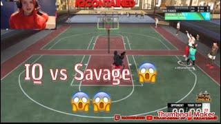 IQ VS SAVAGE Comp game ‼️‼️