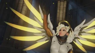 Mercy -- Heroes Never Die -- Highlight Intro