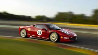 Ferrari 458 Challenge 2011 Videos