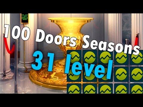 100 doors seasons 3 Level 21 - 30 - 100 дверей сезоны 3 Toys Box