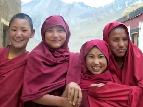 Image result for buddhist nuns