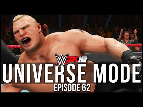 WWE 2K18 | Universe Mode - 'BATTLE OF THE LOSERS!' | #62