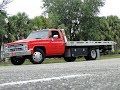 1983 Chevrolet  C30 Tow Truck For Sale Tampa Florida   Survivor Classic Cars    Classics For Sale