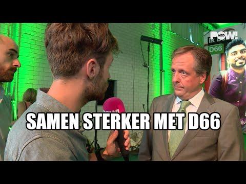 Samen sterker met D66