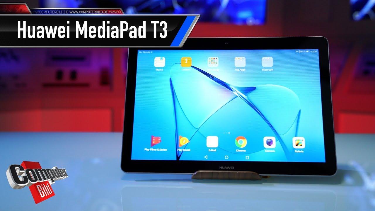 Huawei MediaPad in the Test