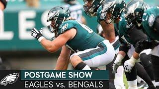 Philadelphia Eagles vs. Cincinnati Bengals Postgame Show | 2020 Week 3