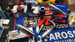 Part 2, Unboxing Another LRP .32 X Series & OFNA 086 Pipe/💥NITRO💥&Pipe💨Talk DYNAMITE 086/NOVA9886