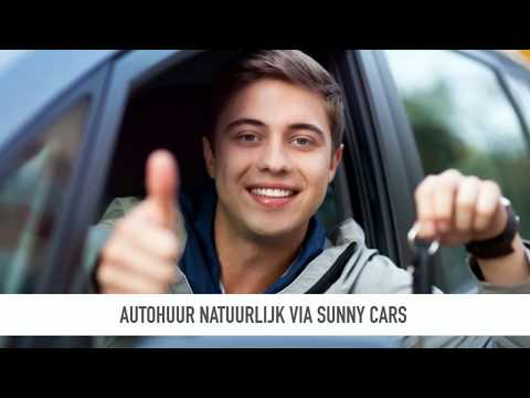 video Met een huurauto zie je meer..Sunny Cars