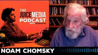 Juice Podcast 15 | with Noam Chomsky