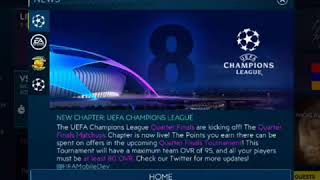 UEFA CL Quarter Finals Coming Soon +QF Matchups and Icons In Fifa Mobile 19 / Koko The Roblox Player