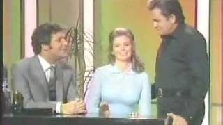 "Johnny Cash-June Carter Cash-Tom Jones""I WALK THE LINE"""