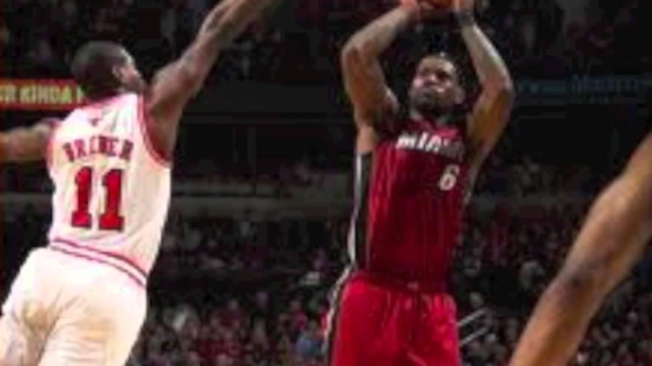 NBA Player's Shooting Form - YouTube