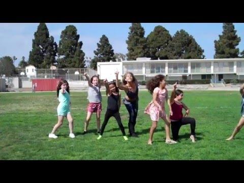 Santa Monica Kids Dance Parties & Classes -  by Lisa Kellogg - www.HipHopDancer.com