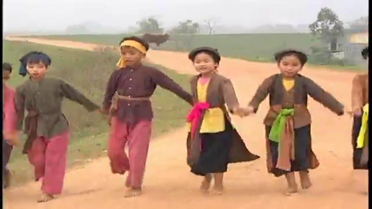 Dung Dăng Dung Dẻ – Nhạc Đồng Dao Thiếu Nhi [Official HD]