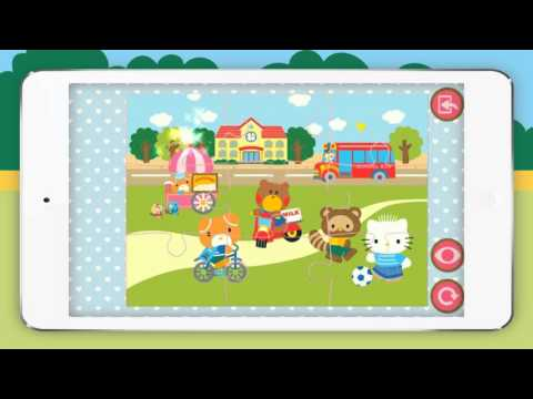 Hello Kitty Educational Game - Apps for kids