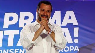 EU-Wahl 2019: Rechte Parteien auf dem Vormarsch