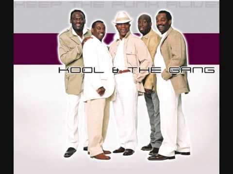 Kool and the Gang- Odeen Mays - My search is over