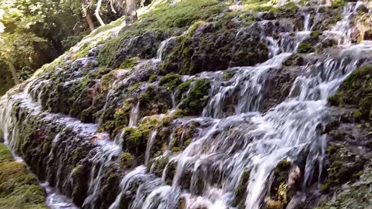 Resultado de imagen de Cascada Fuente del Señor monasterio piedra