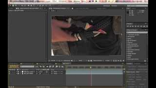 Very Simple Reflection Removal VFX After Effects Tutorial