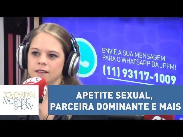 Apetite sexual, parceira dominante e mais: Paula Napolitano responde dúvidas
