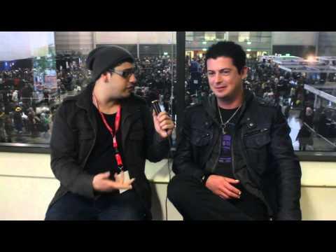 Interview with Manu Intiraymi - Supanova Sydney 2013