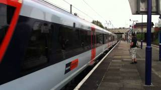Trains At Ealing Broadway And Acton Mainline