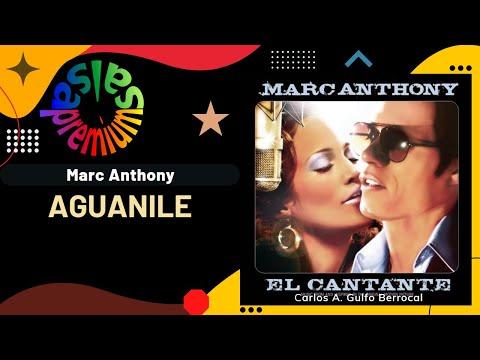 🔥AGUANILE por MARC ANTHONY  Salsa Premium