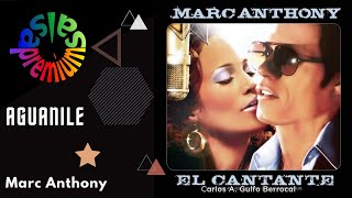 AGUANILE por MARC ANTHONY - Salsa Premium