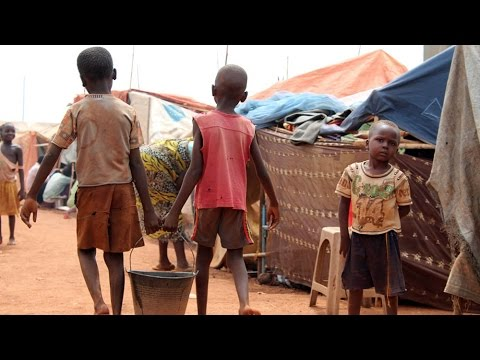 Thousands displaced by war, famine in South Sudan