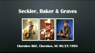 【CGUBA140】Curly Seckler, Kenny Baker, Josh Graves & Friends 08/27/1994