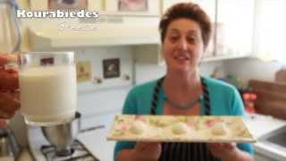 A World Of Sweets -- Episode #2: Kourabiedes (greece)