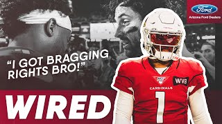 Kyler Murray & Patrick Peterson Mic'd Up in Big Win vs. Browns | Arizona Cardinals