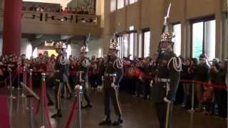 Changing of the Guards - Sun Yat-Sen Memorial Hall