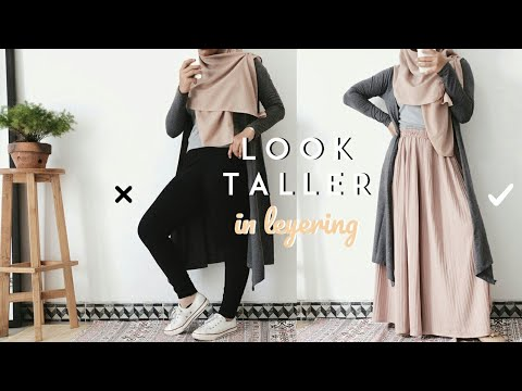 How Look Taller and Slimmer - Petite Outfit Ideas for Wearing Outers - YouTube