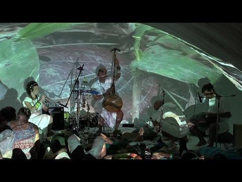 BANDGLADESH (Handpan) (Full Concert) -Live @ Babel Sound Fesztival 2016 / Balatonboglar/Hungary.