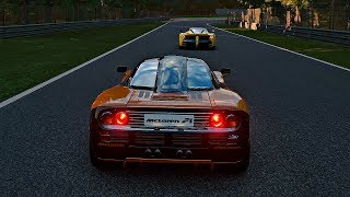 Gran Turismo Sport - Gameplay McLaren F1 @ Monza [4K 60FPS]