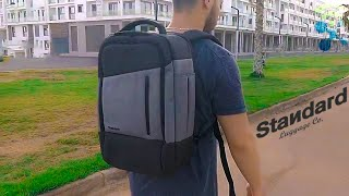 Standard's Daily Backpack Review - A 18L Laptop Backpack for Work & Travel