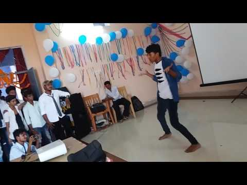 amazimg dance performance by sumit arya......on the song of