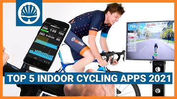 Top 5 | Indoor Cycling Apps