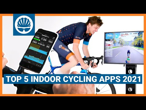 Top 5 | Indoor Cycling Apps