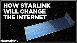 Starlink: Why SpaceX is Creating a Global Internet Service