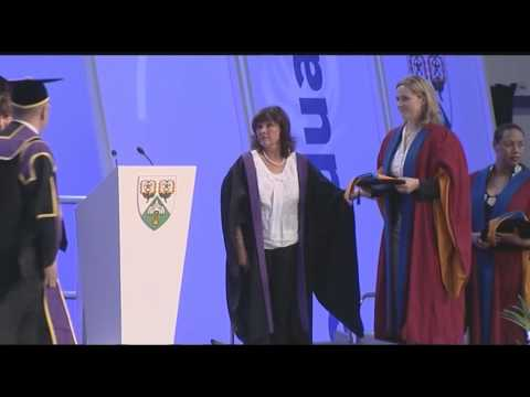 Graduation 2012 - Friday 27 July: Faculty of Business & Law , 2pm Ceremony