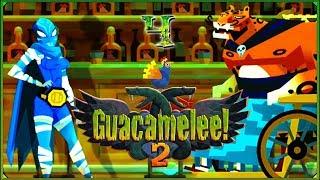 Guacamelee! 2 #4 - Nowych umiejętności wysyp!