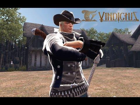 Vindictus – hurk Nuove Armi GamePlay Ita