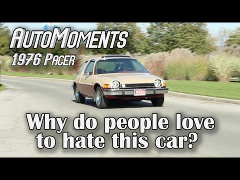1976 AMC Pacer - Why do People Love to Hate this Car? | AutoMoments
