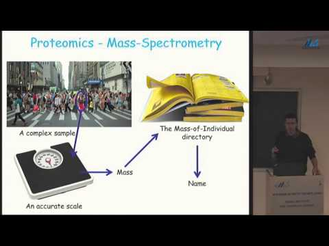 Nir Kalisman-Elucidating large molecular architectures by cross- linking and mass-spectrometry