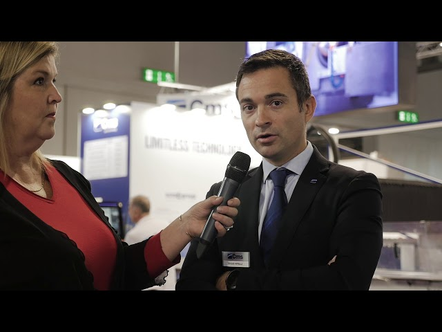 CMS presents new Industry 4.0 software