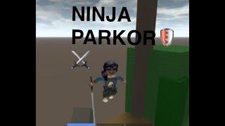 Roblox Parkour Ninja - France Liv Playzz (en)