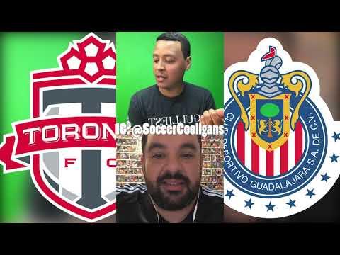 Will Chivas De Guadalajara Beat Toronto in CONCACAF Champions League? LIVE STREAM