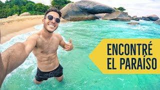 IMPRESIONANTE Playa Colombiana! | Alex Tienda ✈️